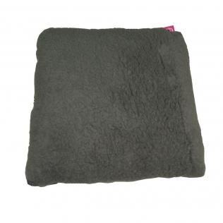 Coussin anti-escarres | Sanitized | Forme carrée | Couleur gris | 44 x 44 cm