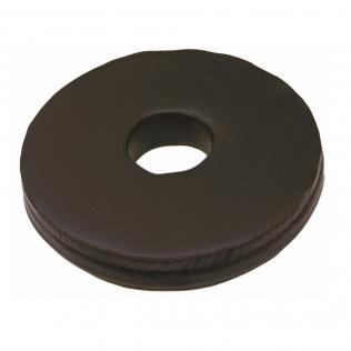 Coussin anti escarres en mousse viscoélastique Premium | En forme d'anneau | Oreiller respirant | Surface mouillable