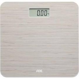 Balance électronique pour salle de bain   Acier inoxydable   Jusqu'à 150 kg   BE1505   ADE