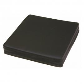 Coussin anti escarres carré en mousse viscoélastique Premium   Oreiller respirant   Surface mouillable