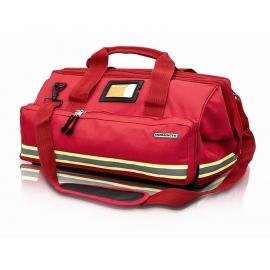 Sac d'urgence pour matériel de premiers secours | Couleur rouge | ELITE BAGS
