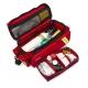 Sac pour urgences oxygénothérapie rouge | Sac premier secours | 63 x 22.5 x 24 cm - Foto 6