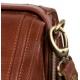 Mallette en cuir brun pour les visites médicales | Modèle DOC'S | Elite Bags - Foto 6