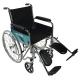 Fauteuil roulant pliable | Accoudoirs et repose-pieds amovibles | Orthopédique | Partenón | Mobiclinic - Foto 3
