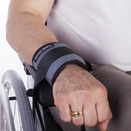 Harnais pour poignets pour fauteuil roulant | Mobiclinic