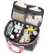 Sac de premiers soins polyvalent | Sac d'urgence | Gris et rose | Elite Bags - Foto 2