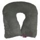Coussin anti-escarres | Sanitized | Forme de fer à cheval | Couleur gris | 44 x 11 cm - Foto 1