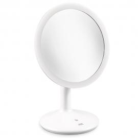 Miroir lumineux à LED | Antidérapant | Blanc | ADE