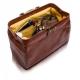 Sac pour visites médicales | Cuir | Marron | CLASSY'S | Elite Bags - Foto 3