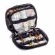 Ampoulier isotherme pour 50 ampoule   En toile serge   Couleur noir   Modèle PHIAL'S   ELITE BAGS - Foto 2