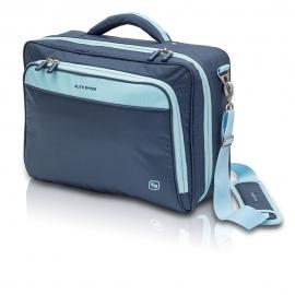 Mallette sanitaire d'assistance à domicile | Mallette médicale | Couleur bleue | PRACTI'S