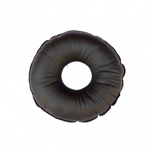 Coussin anti escarres   En forme d'anneau   En polyuthérane   44 x 44 x 10