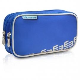 Trousse isotherme | Pour diabétiques | Couleur bleu | Dia's | Elite Bags