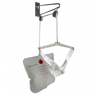 Equipement de traction cervicale pour porte | Mobiclinic