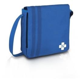 Sac en bandoulière de secours   Premiers soins   Bleu   Elite Bags