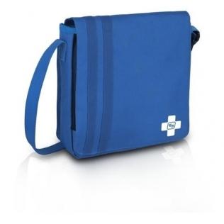 Sac en bandoulière de secours | Premiers soins | Bleu | Elite Bags