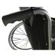 Fauteuil roulant pliable | Orthopédique | Légère | Noir | Alcazaba | Mobiclinic - Foto 5