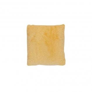 Coussin anti-escarre| Premium | Carré | 44 x 44 x 12 cm | Laine naturelle | Lambskin