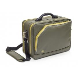 Mallette pour matériel vétérinaire professionnel | Grande capacité | Vert kaki | VET | Elite Bags