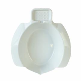 Bidet portable à fixer aux toilettes | Blanc
