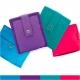 Pack de 4 pochettes d'infirmier pour blouse   Violet, rose, bleu et vert   Keens   Elite Bags - Foto 2