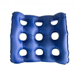 Coussin orthopédique | Gonflable | Carré | 44x44x7 cm | AIR-02