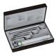 Kit de laryngoscope Ri-Integral | Lumière à vide XL 2.5V et lames 0, 1 et 2 | Mod Miller F.O. bébé | Riester (8070) - Foto 1