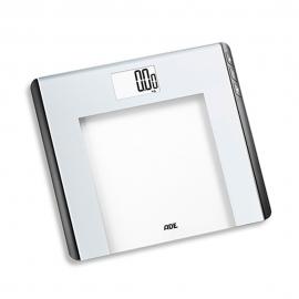 Balance électronique jusqu'à 180 kg   Multifonction   Argentée   Lilian   ADE