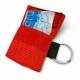 Masque de poche pour réanimation cardio pulmonaire - Foto 2
