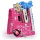 Organiseur de matériel infirmier pour blouse   Rose à motifs   Keen's de Mobiclinic   Elite Bags - Foto 2