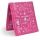 Organiseur de matériel infirmier pour blouse   Rose à motifs   Keen's de Mobiclinic   Elite Bags - Foto 4