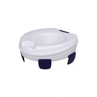 Rehausseur WC sans abattant | 11 cm | Modèle Clipper II