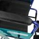 Fauteuil roulant pliable | Orthopédique | Léger| Bleu | Alcázar | Mobiclinic - Foto 5