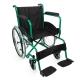 Fauteuil roulant | pliable | orthopédique | léger | vert | Alcazaba | Mobiclinic - Foto 1