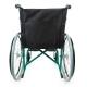 Fauteuil roulant | pliable | orthopédique | léger | vert | Alcazaba | Mobiclinic - Foto 6