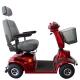 Scooter Personnes âgées | Électrique | Premium | Sécurité et efficacité | Auton. 30 km | 12 V | Bordeaux | Libra | Mobiclinic - Foto 4