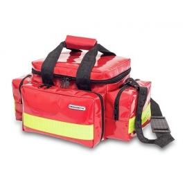 Sac pour premiers secours | Ultra léger | Sac pour matériel d'urgence | Rouge | Elite Bags