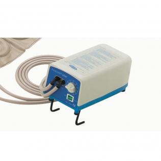 Compresseur d'air pour matelas anti-escarres | Liber-Eskal L839 | Invacare | Dimensions: 12 x 26 x 10 cm