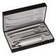 Kit de laryngoscope Ri-Standard | Lumière à vide 2,7V et les lames 2, 3 et 4 | Mod Macintosch | Riester (7040) - Foto 1