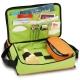 Kit d'éducation sexuelle | Orange et vert | EDUSEX´S | Elite Bags - Foto 1