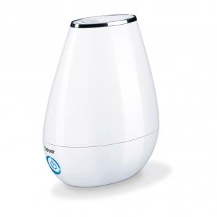 Humidificateur et diffuseur d'odeur   Vaporisateur ultra-sons   Blanc   Beurer