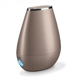 Humidificateur et diffuseur d'odeur | Vaporisateur ultra-sons | Couleur Bronze | Beurer
