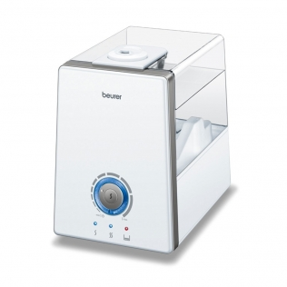 Humidificateur pulvérisateur ultrasonique   Technologie ultrasons   Beurer