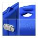 Table de massage pliante   Kinesithérapie   Bois   Revêtement similicuir   186x60 cm   Bleu   CM-01 Light   Mobiclinic - Foto 8