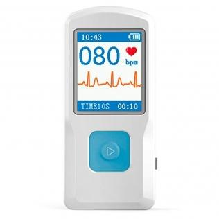 Electrocardiographe portable   ECG   Avec écran à couleur   MB10  Mobiclinic