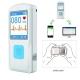 Electrocardiographe portable   ECG   Avec écran à couleur   MB10  Mobiclinic - Foto 4