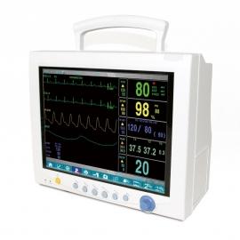 Moniteur de patient compact et portable | Écran LCD 12,1'' | CMS7000 | Mobiclinic