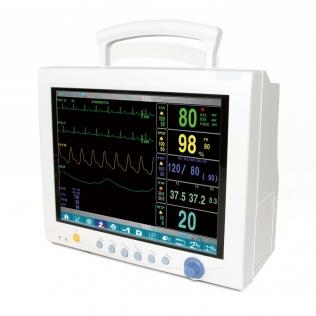 Moniteur de patient compact et portable | Écran LCD 12,1'' | MB7000 | Mobiclinic
