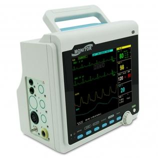 Moniteur de patient multiparamètrique | Écran TFT LCD avec 8 chaînes | MB6000 | Mobiclinic