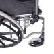 Fauteuil roulant manuel | Pliable | Accoudoirs amovibles | Noir | Giralda | Mobiclinic - Foto 8